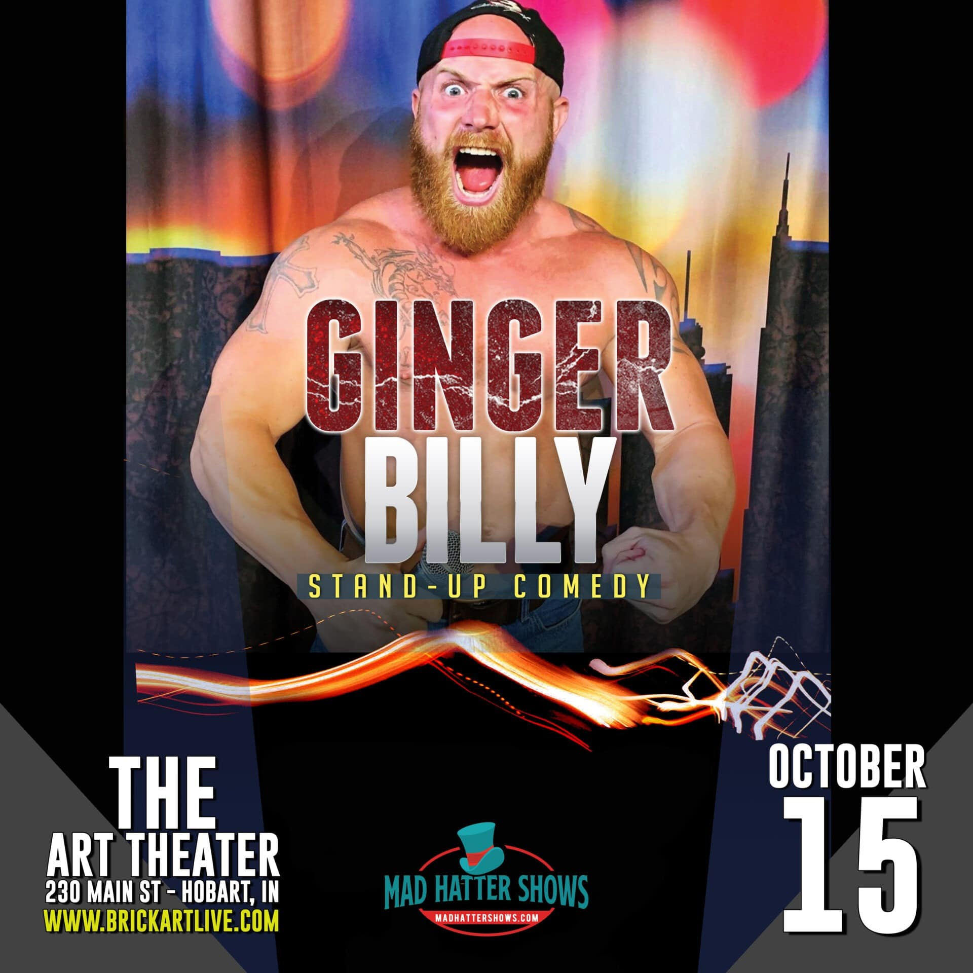 GINGERbilly copy