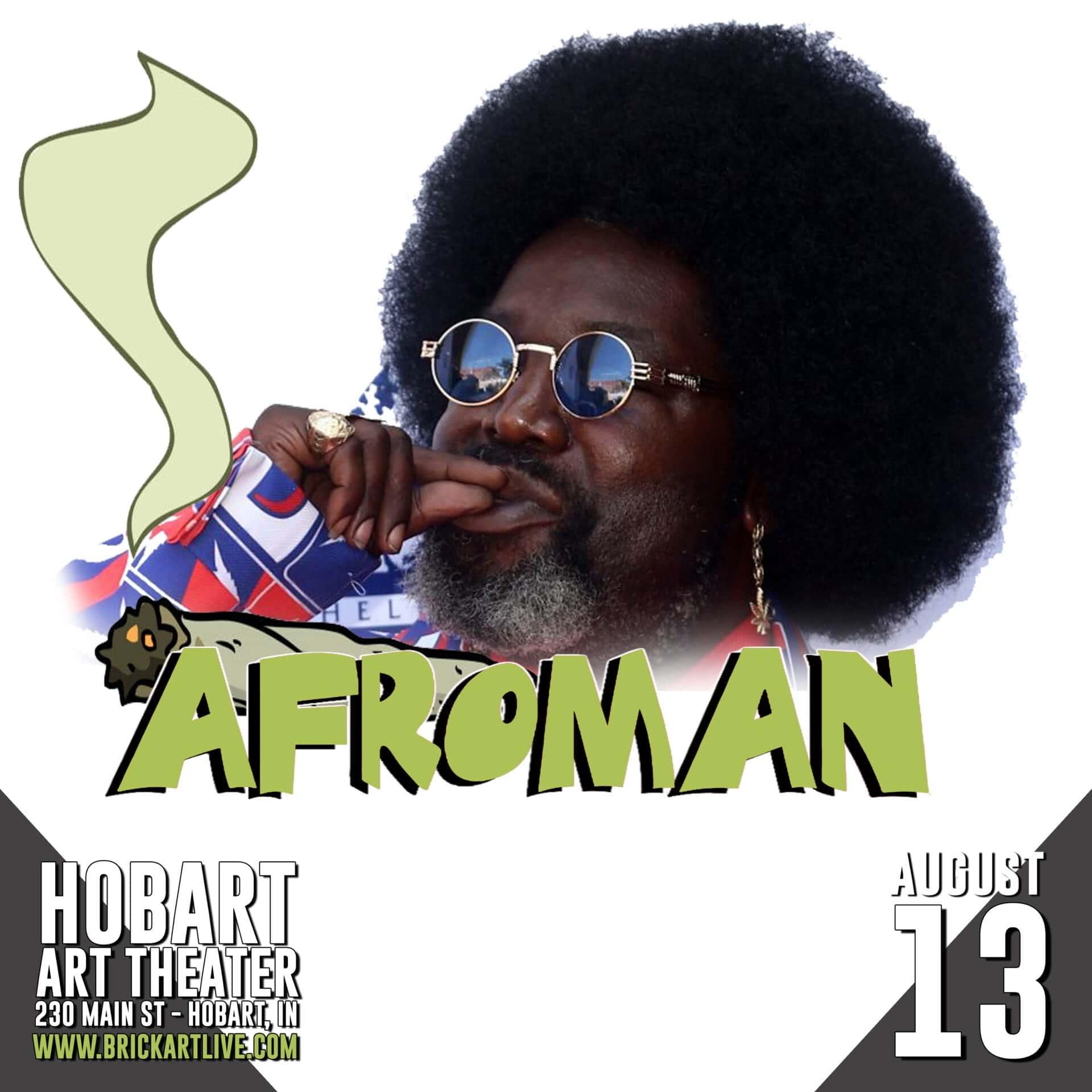 AFROMAN copy